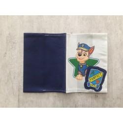 Le protège carnet pat patrouille