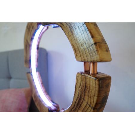 Lampe design de créateur - wifi connectée - La Fabrik Aldebaran - artisan d'art